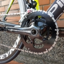 KOM Challenger - Modified ChainRing 48t/32t for Campagnolo