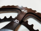 KOM Challenger - 48t/30t ChainRing for Sram Direct Mount BCD