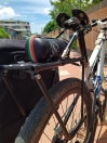 cycling packing carrier