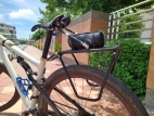 luggage carrier for mountain bike