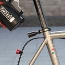 SeatPost Clamp single tail light