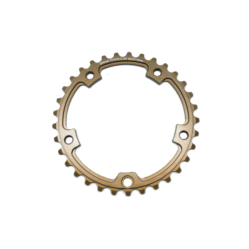 KOM Challenger - Modified ChainRings for Campagnolo