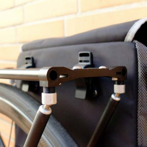 Luggage Carrier 3.0 - Clamp Type