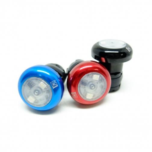 HandleBar End Lights 2.0