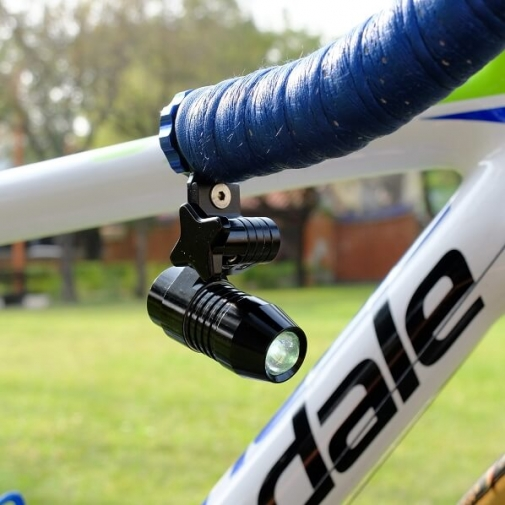 Handlebar End Luffy front light