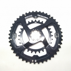 KOM Challenger - 44t/28t ChainRing for Sram Direct Mount BCD