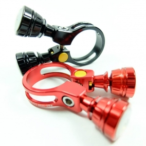SeatPost Clamp with 2 lights
